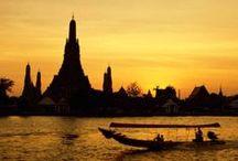 THAILAND / paisajes,cultura,arquitectura