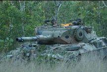 war machines / tanks and ships