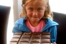 Schools workshops / Educational workshops with chocolate