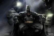 super hero's / animated hero's