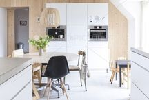 KITCHEN▫️ / KITCHEN ▫️ FOOD ▫️ HOME ▫️ INTERIOR ▫️ SCANDINAVIAN ▫️ MINIMAL ▫️ WOOD