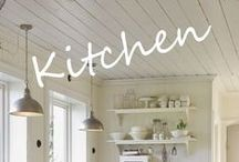 Kitchen / #dream #kitchen  #white #decor