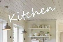 Kitchen / #dream #kitchen  #white #decor