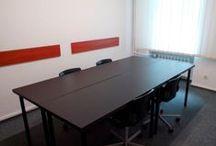 Wirtualne Biuro BIZNES AID - WARSAW / Wirtualne biuro, sala spotkań i biurko do pracy w jednym miejscu.