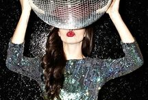 Glitter and party