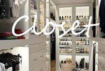 Closet / #closet #home