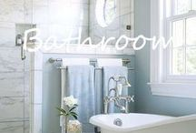 Bathroom / #bathroom #home #white