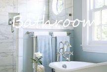 Bathroom / #bathroom #home #white