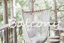 Balcony / #balcony