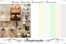 Casamento | Decoração em Branco / Como o branco pode dar cor e luz às decorações