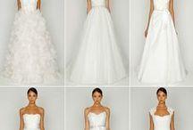 Cerimonial | Guia do Vestido de Noiva / Dicas sobre o vestido de noiva, como escolher, qual o melhor formato de vestido para o seu corpo.