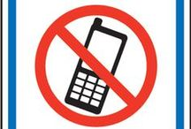 Cell Phone Etiquette / Teaching teens and adults to turn off the cell phone!