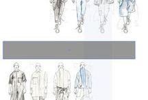 Design Flats & Spec Sheets.