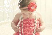 Fotos | Ensaio Infantil / Inspiração para Ensaios Fotográficos Infantis