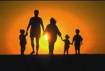 Fotos | Ensaio de Famílias / Inspirações para ensaios fotográficos de famílias.