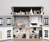 Fairy und Puppen Häuser