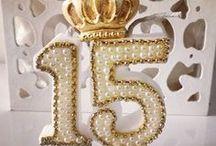 15 Anos | Identidade Visual / Inspirações e modelos para você criar a identidade visual da sua festa de 15 anos.