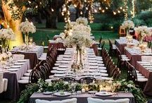 Casamento | Estilo Bucólico / Inspiração para decoração de casamento ao estilo bucólico.