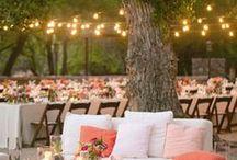Casamento | Estilo Campo / Inspiração para decoração de casamento ao estilo campestre.