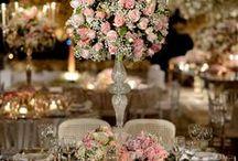 Casamento | Estilo Clássico / Inspiração para decoração de casamento ao estilo clássico.
