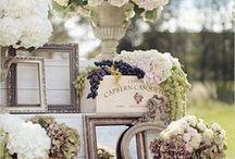 Casamento | Estilo Retrô / Vintage / Inspiração para decoração de casamento ao estilo retrô/ vintage.