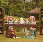 Casamento | Mini Wedding / Inspirações para mini weddings.