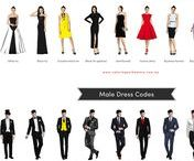 Cerimonial | Dress Code / Dicas de Dress Code