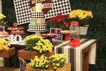 Festa | Boteco / Inspirações para uma festa linda em estilo boteco.