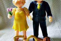 Festa | Bodas de Casamento / Inspirações para comemorar em grande estilo as bodas de casamento.