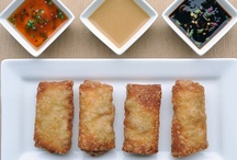 Appetizers (Asian Style) / by Tiffany Creighton