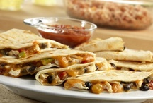 Mexican Recipes (Quesadillas) / by Do You