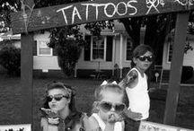 Tattoos / by Megan Czopek
