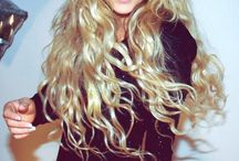 Hair ideas / Hair ideas and tips for beautiful, shiny and voluminous hair