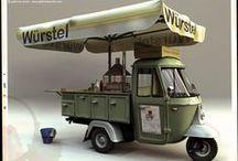 fashion/food truck