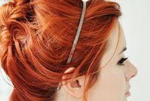 Orange hair <3