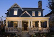 Home decor & Reno ideas / by Stephanie Hulan