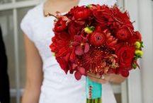 Event Flowers: Reds