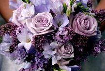 Event Flowers: Purples