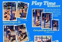 Fun Workouts / Fun and imaginative ways to workout.