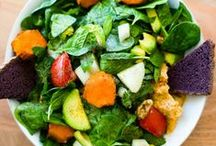 Healthy Recipes / From snacks to full meals, and even drinks, we bring the tastiest and healthiest recipes we can find!