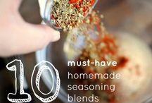 Recipe - Condiments