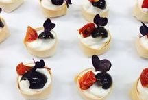 One Birdcage Walk - Canapes / Take a look at some of our Chef's delicious canapes