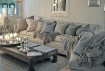 Home decor ideas / Ideas for at beautiful and cosy home