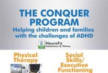 ADHD and Asperger's / NeuroFit created a program for children and teens struggling with symptoms of ADHD, Asperger's, impulse control and social skills. Here we post information on the program and anything we can find in relation to ADHD and Asperger's