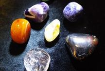 Real Solid Gemstones / These gemstones are solid, rough and faceted. They haven't been touched or manufactured in any way. Check them out at our Etsy store ;-) https://www.etsy.com/shop/Laurelnymph?section_id=15763994&ref=shopsection_leftnav_6