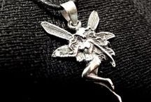 Silver & Gold Pendants / Enjoy our collection of handmade silver and gold pendants. :)