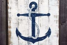 Get Nauti / Nautical themed style and home decor. Anchor themed for our coastal style. Southern coastal fashion and decor.