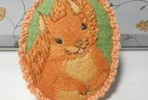 My Embroidery / Examples of my work