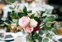 C's wedding flowers / Ideas