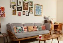 Wohnzimmer Ideen • Livingroom / Fotos von Wohnzimmern, die ich sympathisch finde.